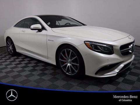 2016 Mercedes-Benz S-Class for sale in Columbia, MO