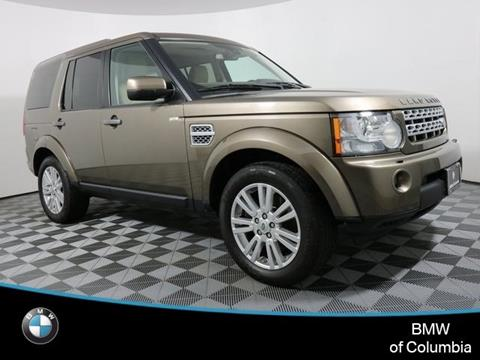 2011 Land Rover LR4 for sale in Columbia, MO