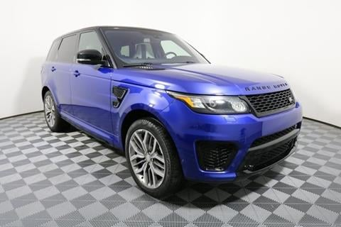 2015 Land Rover Range Rover Sport for sale in Columbia, MO