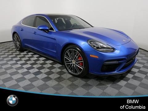 2017 Porsche Panamera for sale in Columbia, MO