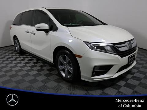 2018 Honda Odyssey for sale in Columbia, MO