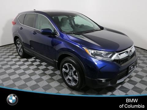 2018 Honda CR-V for sale in Columbia, MO