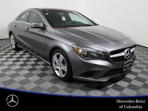 2016 Mercedes-Benz CLA for sale in Columbia, MO