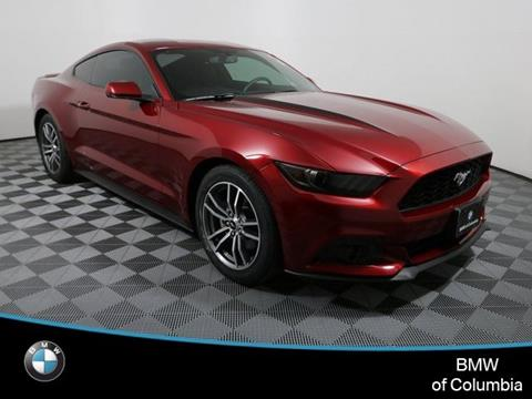 2015 Ford Mustang for sale in Columbia, MO