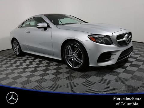 2018 Mercedes-Benz E-Class for sale in Columbia, MO