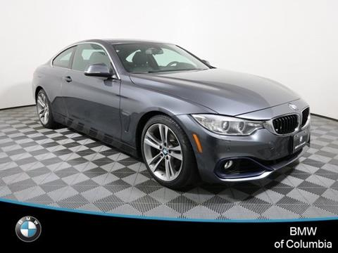 2016 BMW 4 Series for sale in Columbia, MO