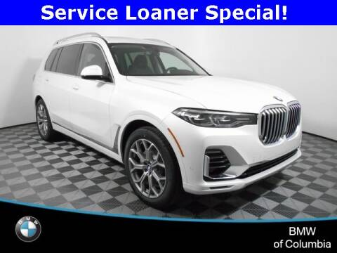 2020 BMW X7 for sale at Preowned of Columbia in Columbia MO
