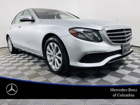 2017 Mercedes-Benz E-Class for sale at Preowned of Columbia in Columbia MO