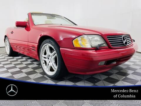 1998 Mercedes-Benz SL-Class for sale at Preowned of Columbia in Columbia MO