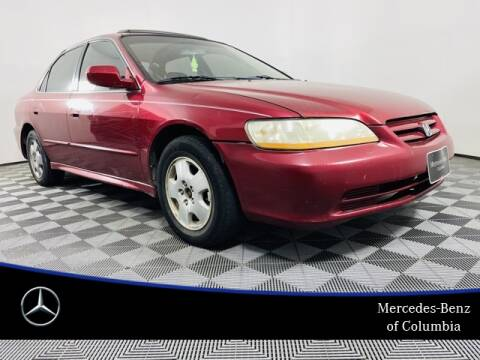 2002 Honda Accord for sale at Preowned of Columbia in Columbia MO