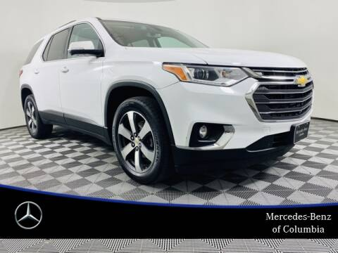 2018 Chevrolet Traverse for sale at Preowned of Columbia in Columbia MO