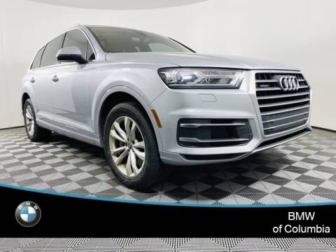 2018 Audi Q7 for sale at Preowned of Columbia in Columbia MO