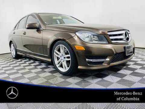 2013 Mercedes-Benz C-Class for sale at Preowned of Columbia in Columbia MO