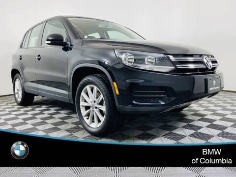 2017 Volkswagen Tiguan for sale at Preowned of Columbia in Columbia MO
