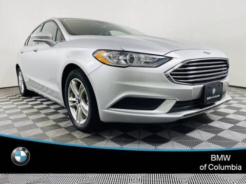 2018 Ford Fusion for sale at Preowned of Columbia in Columbia MO