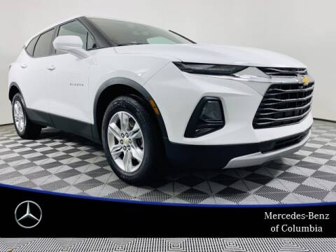 2020 Chevrolet Blazer for sale at Preowned of Columbia in Columbia MO
