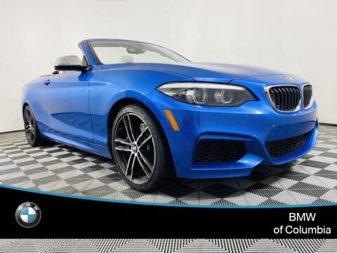 2018 BMW 2 Series for sale at Preowned of Columbia in Columbia MO