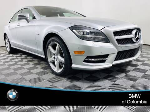 2012 Mercedes-Benz CLS for sale at Preowned of Columbia in Columbia MO