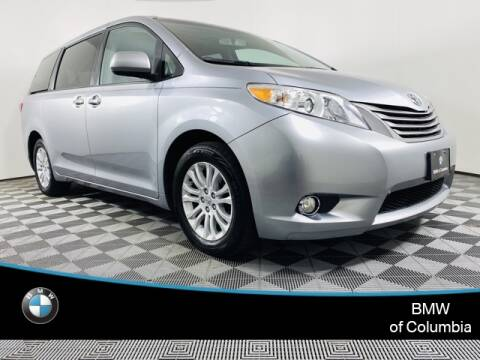 2017 Toyota Sienna for sale at Preowned of Columbia in Columbia MO
