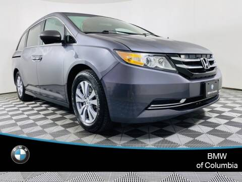 2016 Honda Odyssey for sale at Preowned of Columbia in Columbia MO
