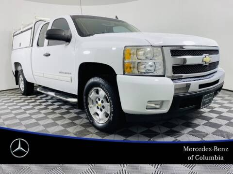 2010 Chevrolet Silverado 1500 for sale at Preowned of Columbia in Columbia MO