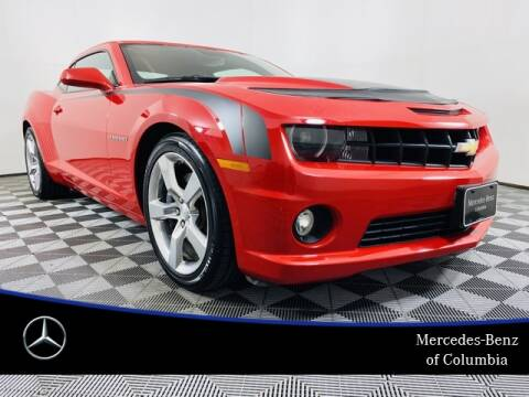 2011 Chevrolet Camaro for sale at Preowned of Columbia in Columbia MO