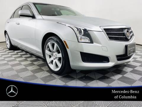 2013 Cadillac ATS for sale at Preowned of Columbia in Columbia MO