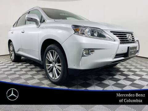 2013 Lexus RX 350 for sale at Preowned of Columbia in Columbia MO