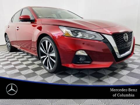 2020 Nissan Altima for sale at Preowned of Columbia in Columbia MO