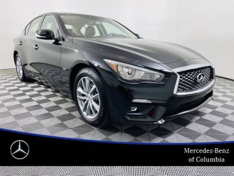 2020 Infiniti Q50 for sale at Preowned of Columbia in Columbia MO