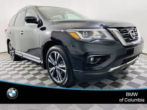 2019 Nissan Pathfinder for sale at Preowned of Columbia in Columbia MO
