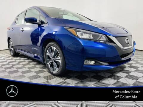 2018 Nissan LEAF for sale at Preowned of Columbia in Columbia MO
