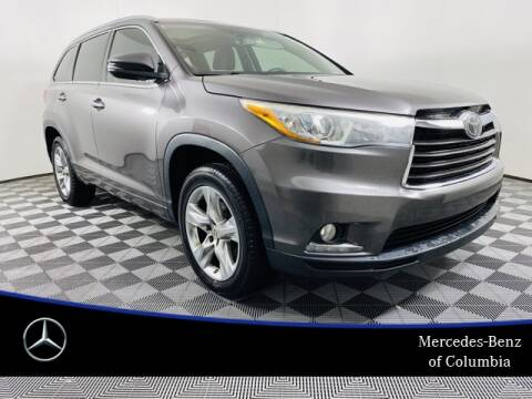 2015 Toyota Highlander for sale at Preowned of Columbia in Columbia MO