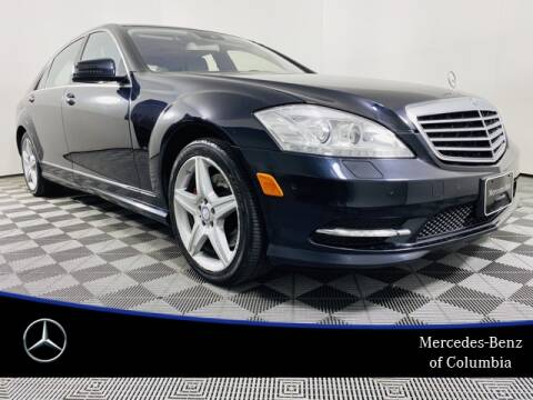 2010 Mercedes-Benz S-Class for sale at Preowned of Columbia in Columbia MO