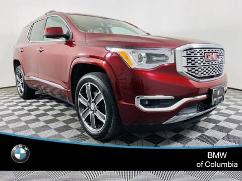 2017 GMC Acadia for sale at Preowned of Columbia in Columbia MO