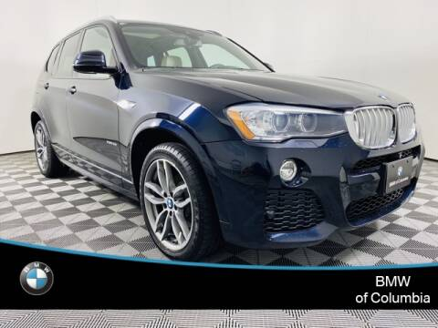 2017 BMW X3 for sale at Preowned of Columbia in Columbia MO