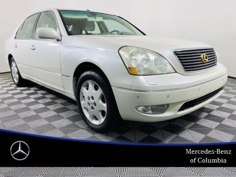2001 Lexus LS 430 for sale at Preowned of Columbia in Columbia MO