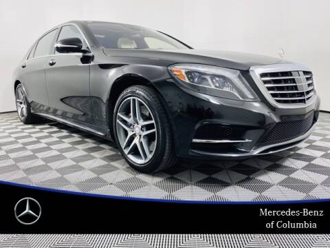 2015 Mercedes-Benz S-Class for sale at Preowned of Columbia in Columbia MO