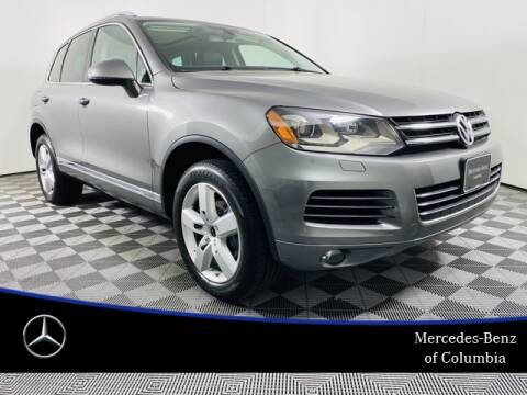 2013 Volkswagen Touareg for sale at Preowned of Columbia in Columbia MO