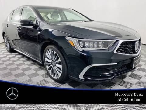 2018 Acura RLX for sale at Preowned of Columbia in Columbia MO
