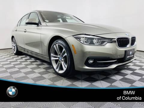 2017 BMW 3 Series for sale at Preowned of Columbia in Columbia MO