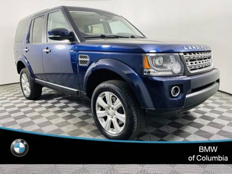 2014 Land Rover LR4 for sale at Preowned of Columbia in Columbia MO