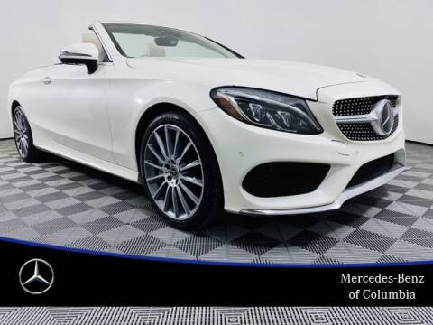 2018 Mercedes-Benz C-Class for sale at Preowned of Columbia in Columbia MO