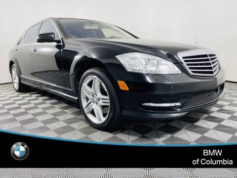 2013 Mercedes-Benz S-Class for sale at Preowned of Columbia in Columbia MO