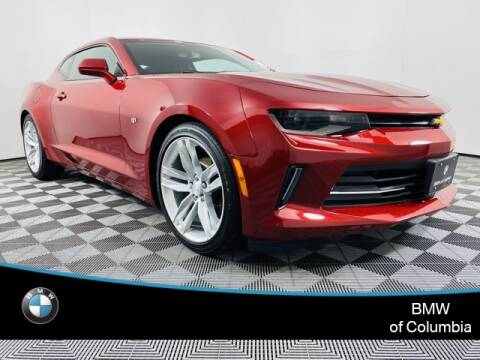 2016 Chevrolet Camaro for sale at Preowned of Columbia in Columbia MO