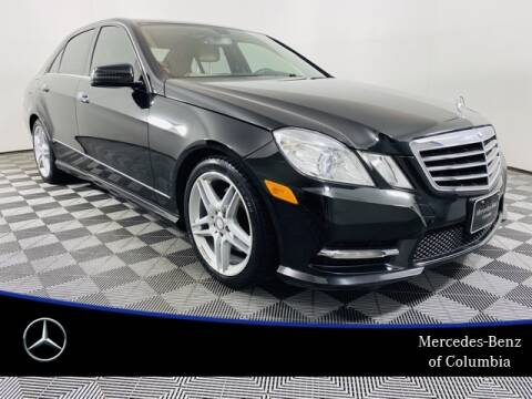 2013 Mercedes-Benz E-Class for sale at Preowned of Columbia in Columbia MO