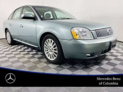 2007 Mercury Montego for sale at Preowned of Columbia in Columbia MO