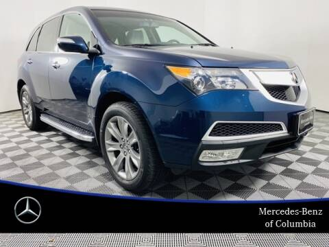 2012 Acura MDX for sale at Preowned of Columbia in Columbia MO