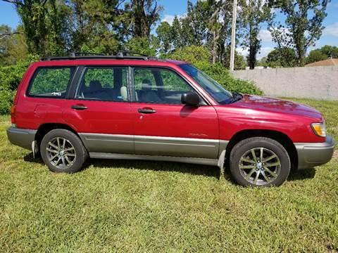 1999 Subaru Forester for sale in Orlando, FL
