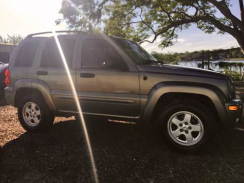 2003 Jeep Liberty for sale in Longwood, FL